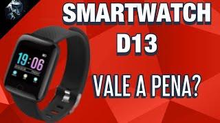 ANÁLISE - SMARTWATCH D13 (YOHO)