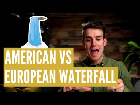 American vs European Private Equity Waterfall