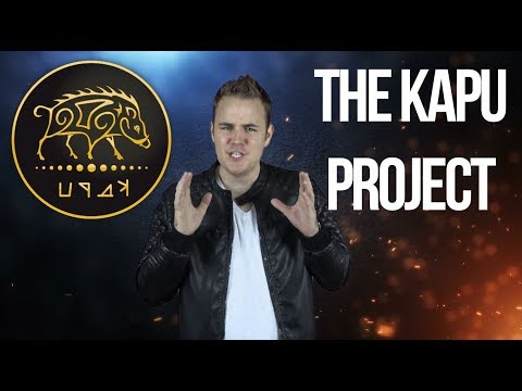 The KAPU Project - First Archaeological Blockchain - ARK Fork - Dpos