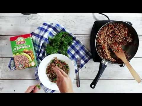 Гречка и овощи для похудения отзывы