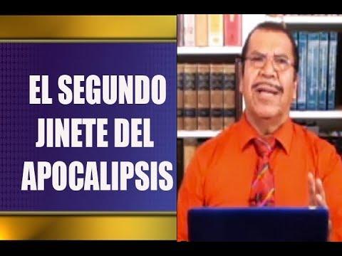 Pastor Rafael Rodriguez. El Segundo Jinete Del Apocalipsis