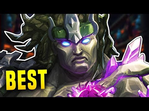 BEST TERMINUS MATCH I'VE HAD | Paladins Terminus Gameplay & Build