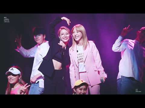 180616 솔라감성 부산 콘서트 SELFISH -문별직캠 (Feat. Solar)