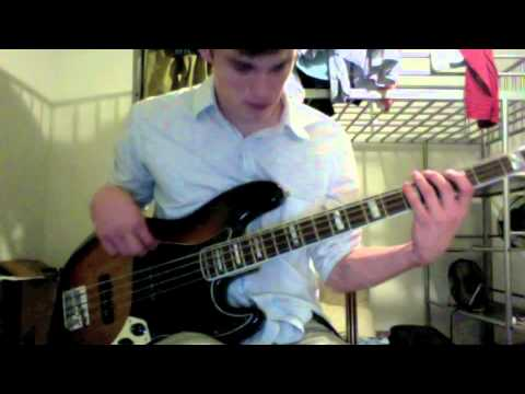 Christmas Wrapping - The Waitresses Bass Cover