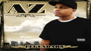 AZ ft Nas- Mo money Mo murder HD Lyrics