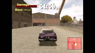 PS1 Game: Driver 2 - Chicago Survival: How To Lose The Cops