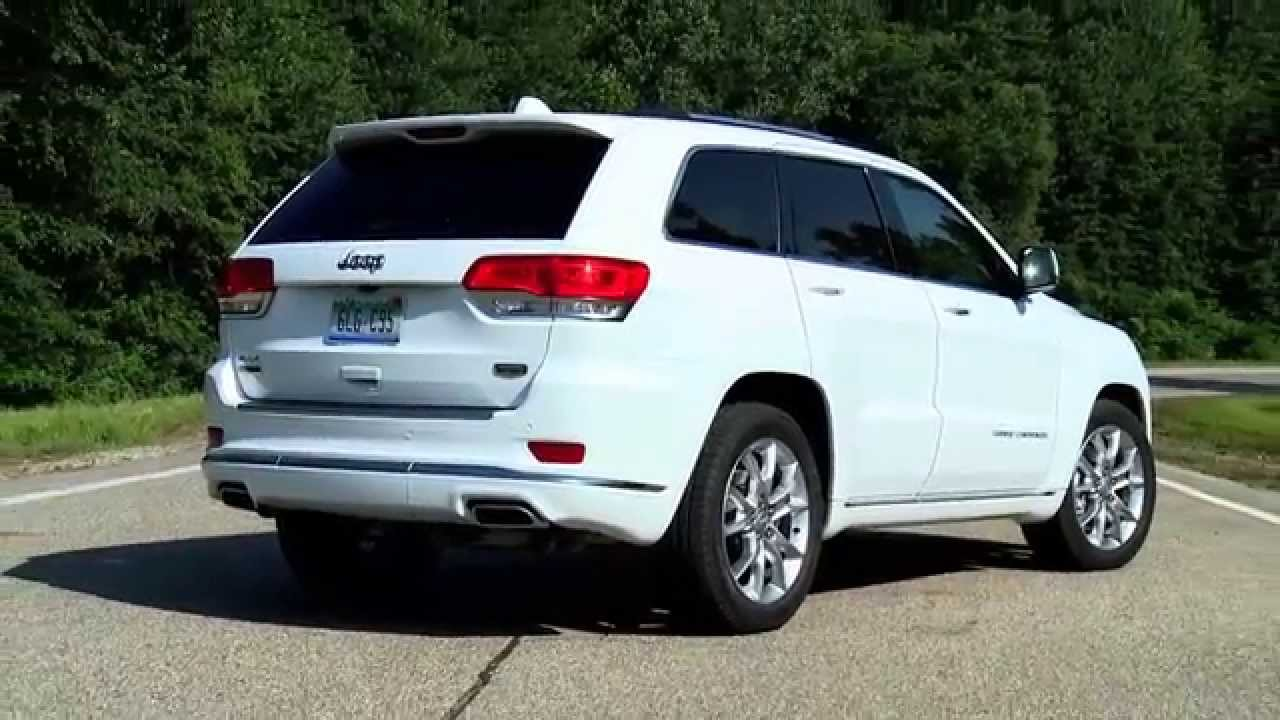 2015 jeep grand cherokee california summit running footage youtube. Black Bedroom Furniture Sets. Home Design Ideas