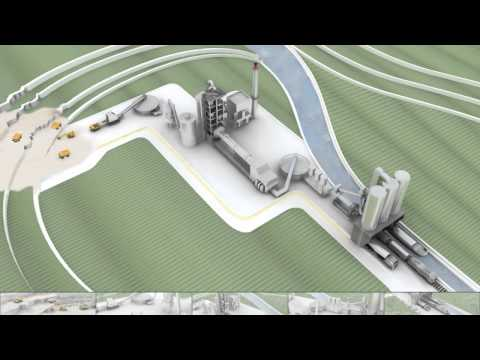 Cement manufacturing process - Lafarge