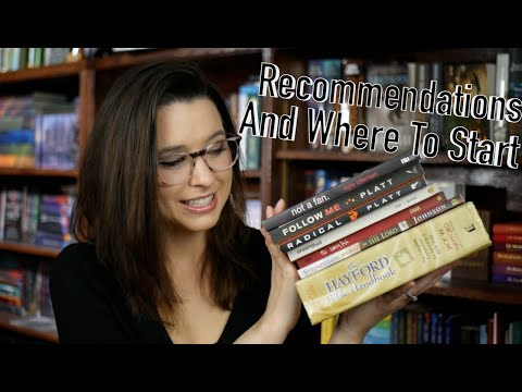 Christian Non Fiction Book Recommendations