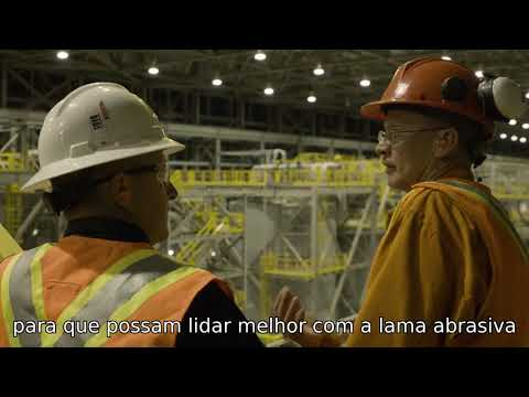 Proud Partners of the Mining Industry - Portuguese Subtitles