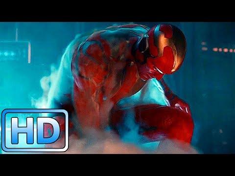 Рождение Вижена / Вижен поднимает Молот Тора / Мстители: Эра Альтрона (2015)