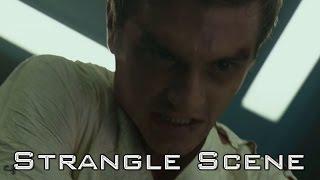 The Hunger Games : Mockingjay Part 1 - Strangle scene in HD [Full Scene]