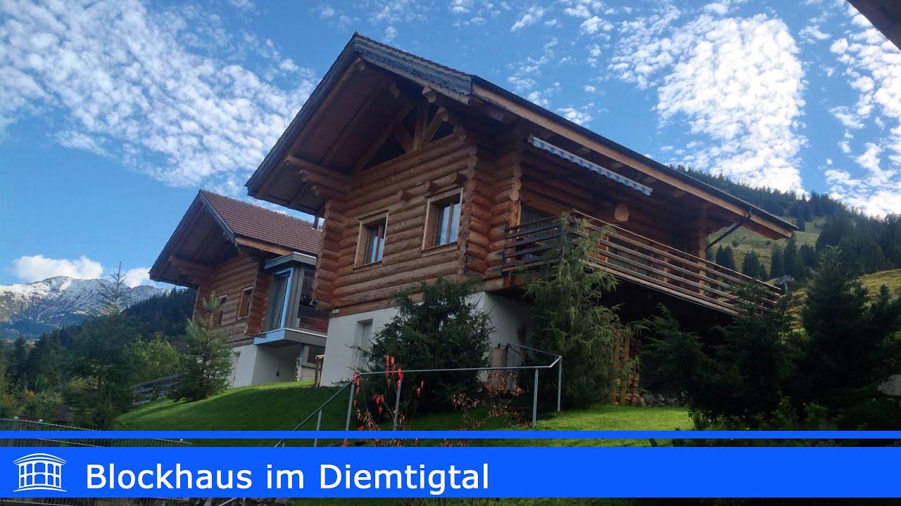 Blockhaus im diemtigtal villa casa ag