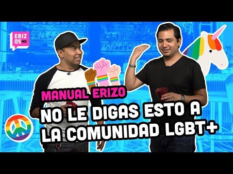 JAMÁS digas estos comentarios a la comunidad LGBT+ | Manual Erizo