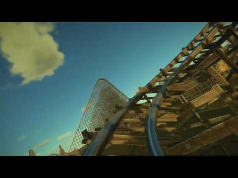 Forest Dash- Planet Coaster