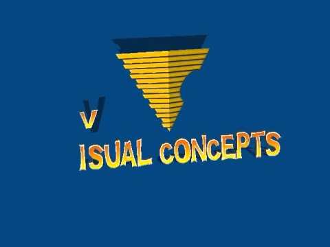 Visual Concepts Logo (2001)