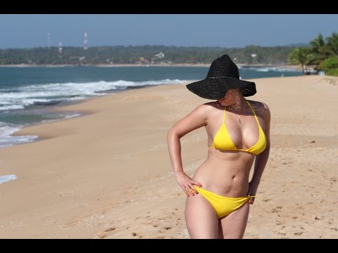 Sri Lanka. Tangalle. The Beach.