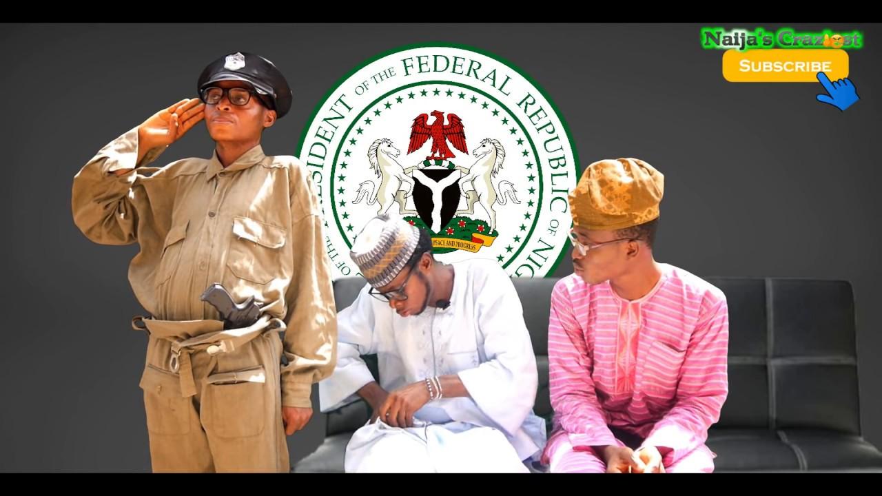 Download Buhari Blames Ex-President Jonathan for Fulani Herdsmen Attack - Parody