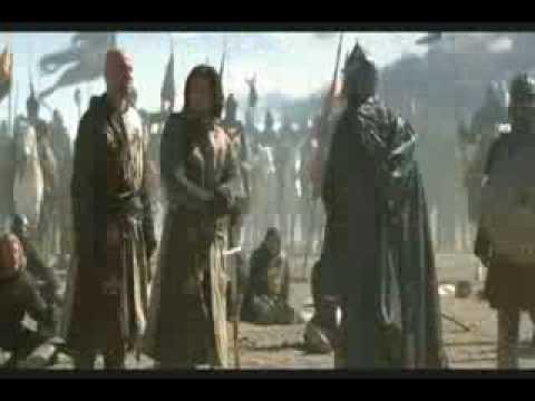 Do we have terms? Crusaders vs Saladin