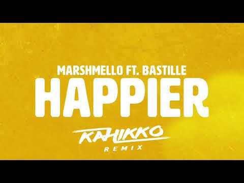 Marshmello ft. Bastille - Happier (Kahikko Remix)