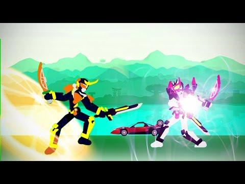 PIVOT Kamen Rider Gaim【Gaim vs Jam】【仮面ライダー鎧武】