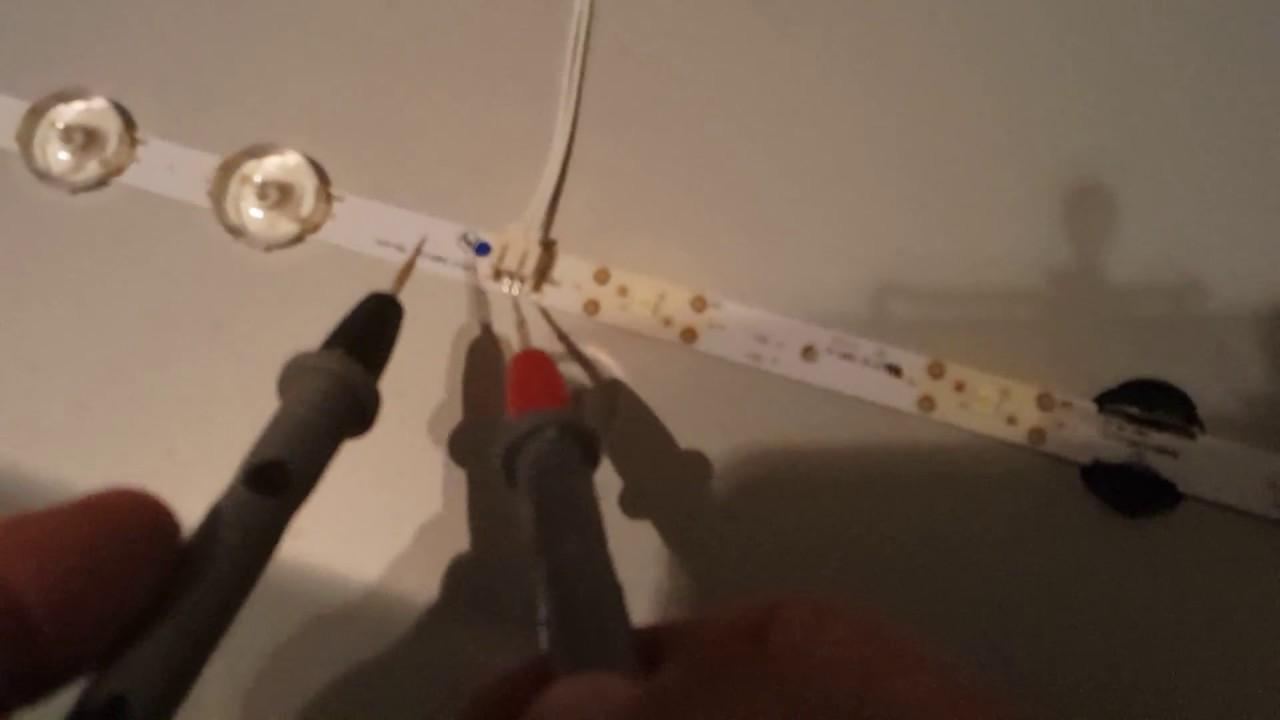 Emerson LF320EM4 won't turn on FIX repair Funai 32 inch LED