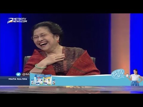 Mata Najwa: Ahok Bertanya, Megawati Menjawab