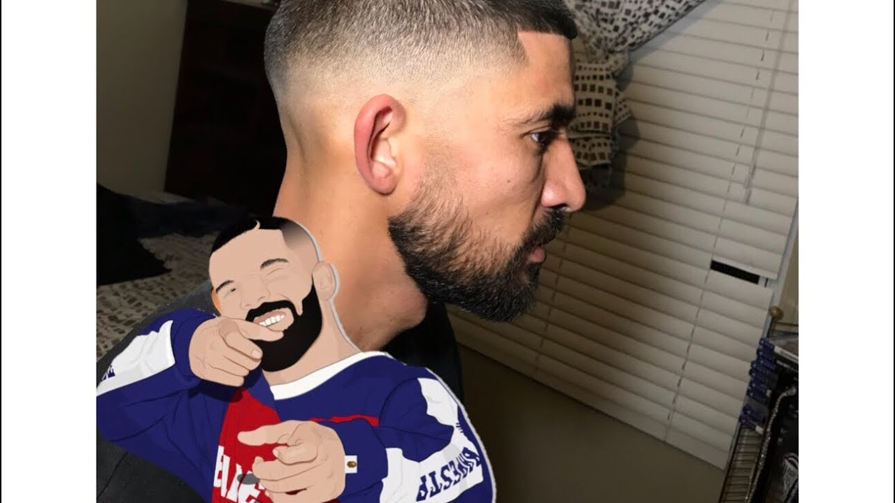 barber tutorial : drakes || haircut (must watch) - youtube