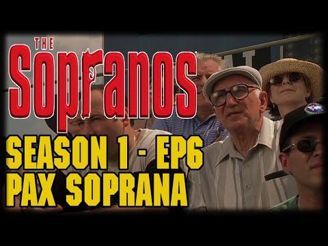 """The Sopranos Season 1 Episode 6 """"Pax Soprana"""" Recap and Review"""