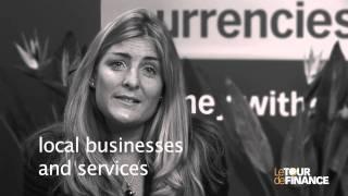 Le Tour de Finance - Currencies Direct, Zoe
