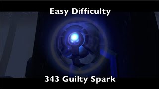 Halo CE: Mission 6 - 343 Guilty Spark (Easy Difficulty)