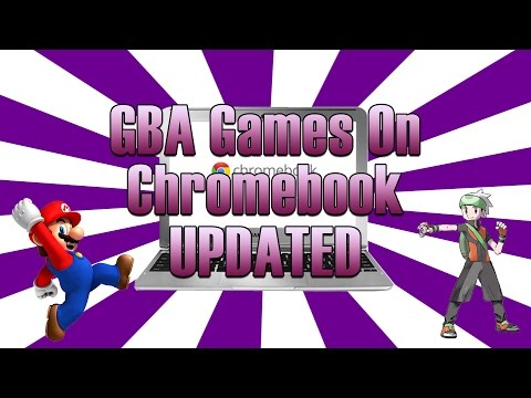 how to play gameboy games on a chromebook