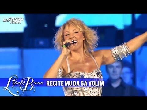 Lepa Brena - Recite mu da ga volim - (LIVE) - (Beogradska Arena 20.10.2011.)