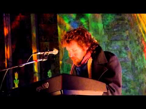 Liam O'Maonlaí  - The Lakes Of Pontchartrain Live @ St. Mary's Collegiate Church, Youghal