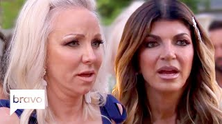"""I Hope They Don't Use This…"" Did Teresa Orchestrate the Hair Pull? 