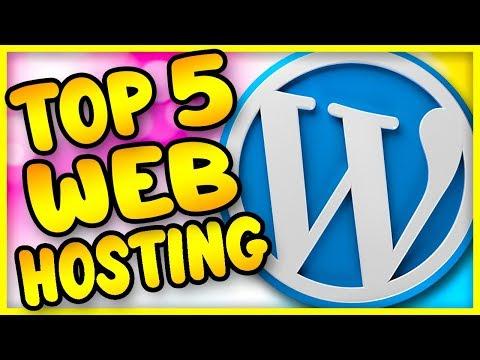 Best Web Hosting For WordPress 2019 (Top 5)
