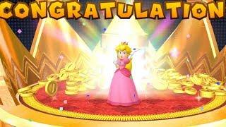 Mario Party 10 - Peach vs Daisy, Rosalina, Mario - Coin Challenge