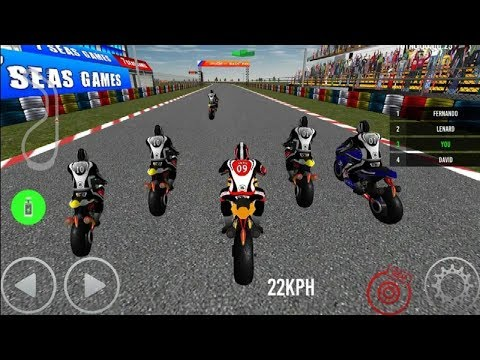 EXTREME BIKE RACING GAME 2019 #Dirt MotorCycle Race Game #Bi