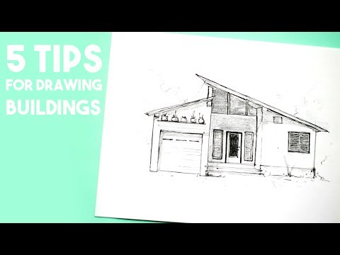how-i-draw-buildings-·-5-top-tips