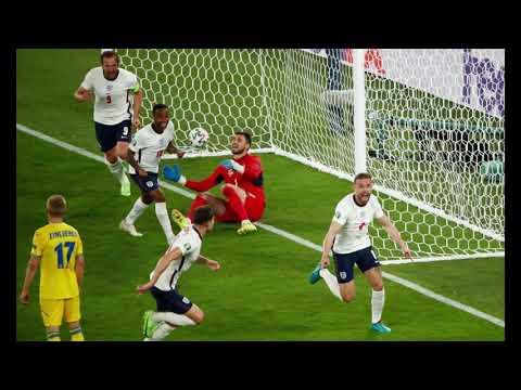 Ukraine 0-4 England (UEFA Euro 2020 Quarter-Final) - BBC RADIO 5 LIVE COMMENTARY