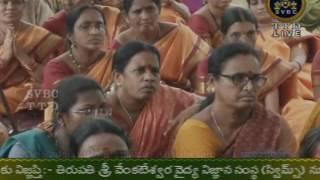 SVBC TTD-Sri Padmavathiammavari Abhishekam , Tiruchanoor 24-06-16