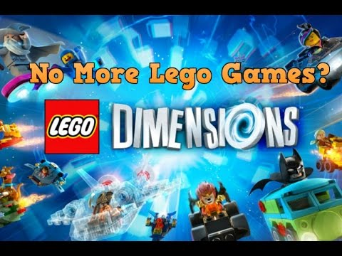 Are Traveller's Tales Done Making Lego Games - YouTube