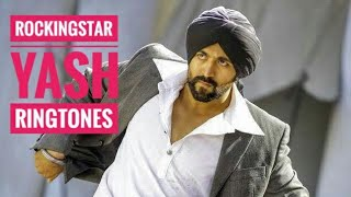 ROCKING STAR YASH RINGTONES | KANNADA RINGTONES