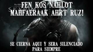 Skyrim Theme Song Dovahkiin subtitulado al espaol RS.mp3