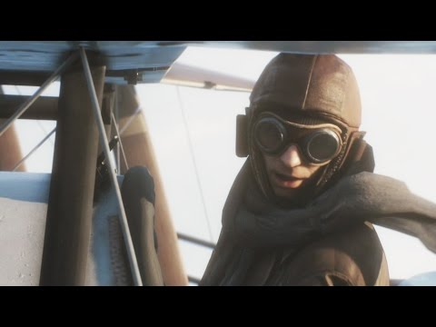 Battlefield 1 War Story 2 (Clyde Blackburn - Friends in High Places) 60FPS