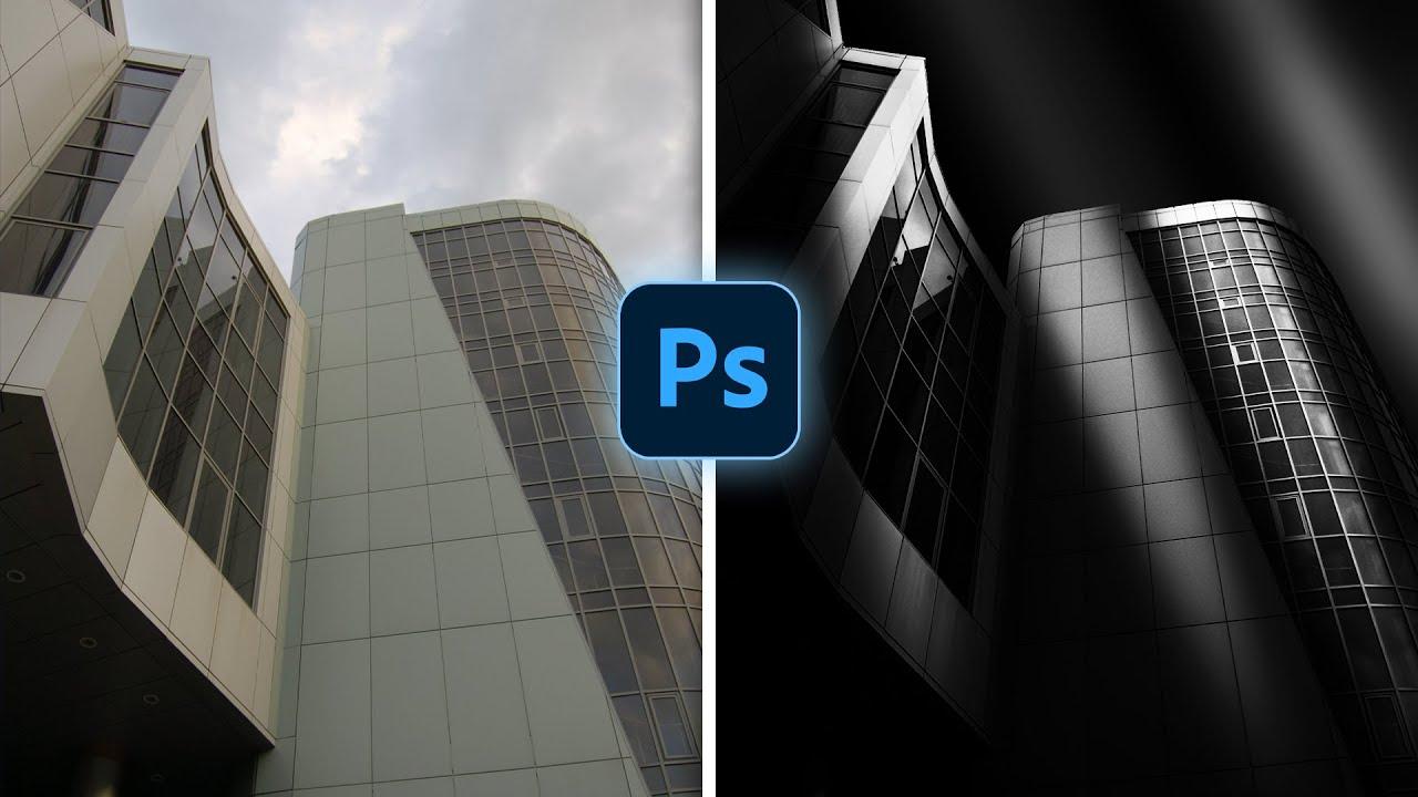 Come Creare Incredibili Foto di Architettura FINE ART in Photoshop