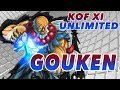 [MUGEN CHAR] Gouken (Street Fighter) KOF XI UNLIMITED Style | Zadkiel Mugen