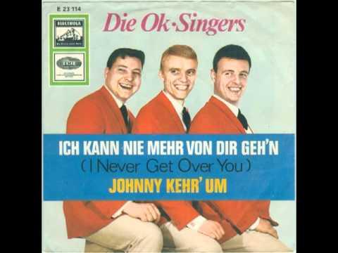Heino w/ Die OK Singers: Ich Kann Nie Mehr Von Dir Geh'n/Johnny Kehr'um