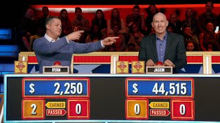 Two Spins Determine Who Moves On - Press Your Luck