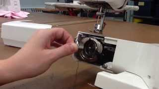 How To Thread The Janome Js1008 Sewing Machine